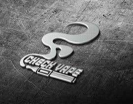 Nro 46 kilpailuun Design a Logo check vape käyttäjältä DavidBoyati
