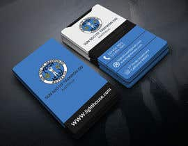 #168 for Design a Business Card For a Martial Art Dojang by Asif1013