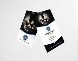 #153 for Design a Business Card For a Martial Art Dojang by tokoushik