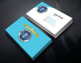 #174 for Design a Business Card For a Martial Art Dojang by doctorgraphic