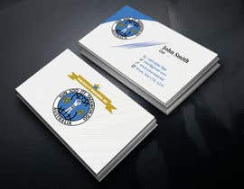 #176 for Design a Business Card For a Martial Art Dojang by doctorgraphic