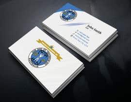nº 176 pour Design a Business Card For a Martial Art Dojang par doctorgraphic