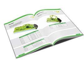 Nro 17 kilpailuun Design a Catalogue käyttäjältä darkoosk
