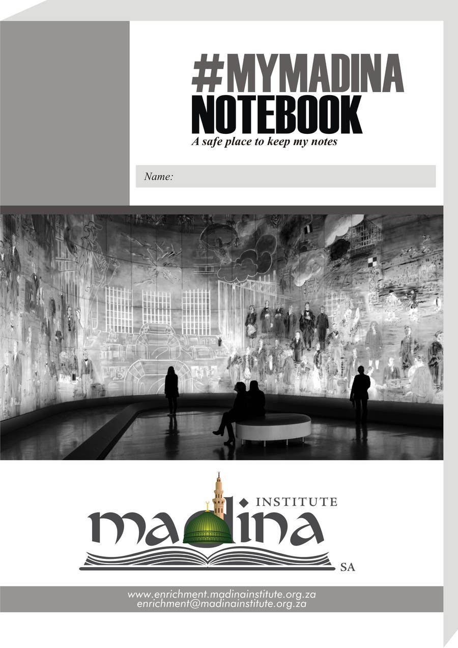 Proposition n°6 du concours Create Front Cover for Notebook