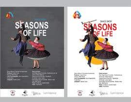 nº 4 pour Design poster for Dance show par kilibayeva