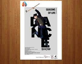 #15 for Design poster for Dance show by sairalatief
