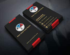 nº 95 pour Design some Business Cards For an Electrical Business par Mamunmia66