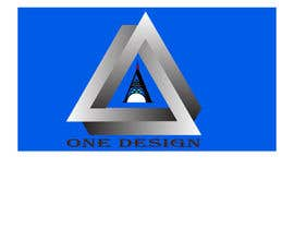 nº 12 pour logo designed for  new Architecturl and interior company calld 1 par ABUJABAD