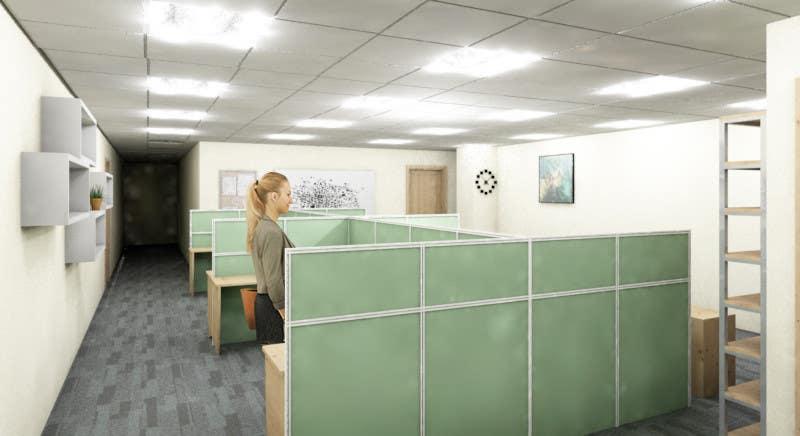 Proposition n°27 du concours workspace design