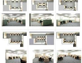 nº 29 pour workspace design par roxanahosu