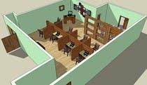 Proposition n° 7 du concours 3D Rendering pour workspace design
