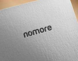 #100 for Logo for nomore by ATIK88