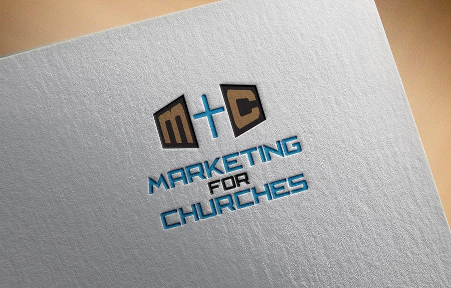 """Proposition n°20 du concours Design a Logo for """"Marketing for Churches"""""""