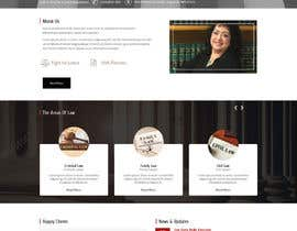 #13 for Design a Website Mock up for attorney by bestwebthemes