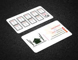 nº 11 pour Design some Business Stamp Cards par mdselimc