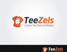 #11 for Teezels Custom Tee Shirts and Designs, LLC by slcoelho