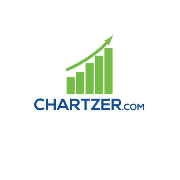 Kilpailutyö #                                        25                                      kilpailussa                                         logo for chartzer.com