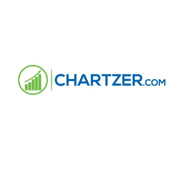 Kilpailutyö #                                        27                                      kilpailussa                                         logo for chartzer.com