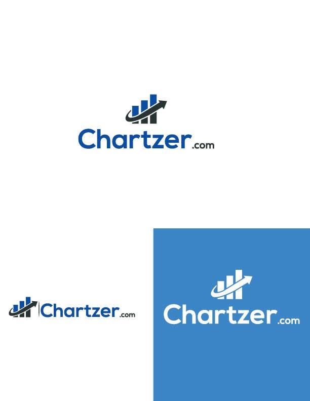 Kilpailutyö #                                        35                                      kilpailussa                                         logo for chartzer.com