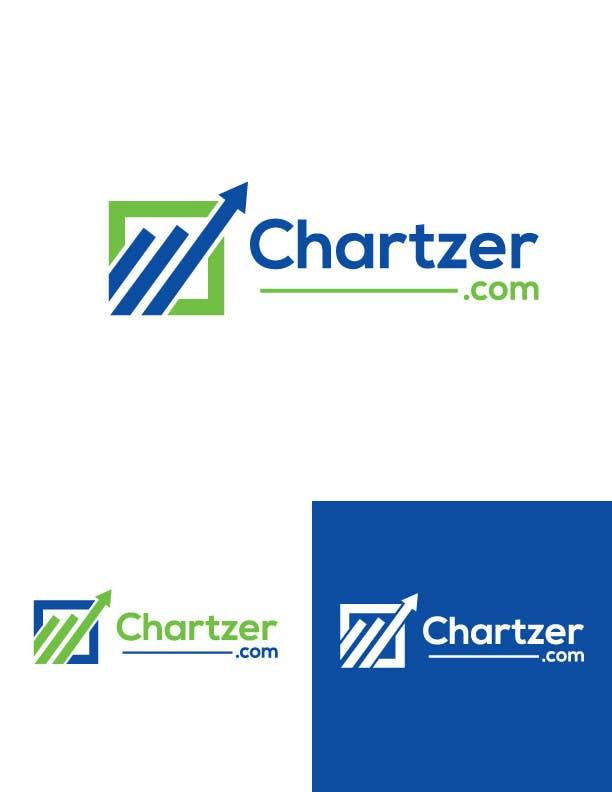 Kilpailutyö #                                        37                                      kilpailussa                                         logo for chartzer.com