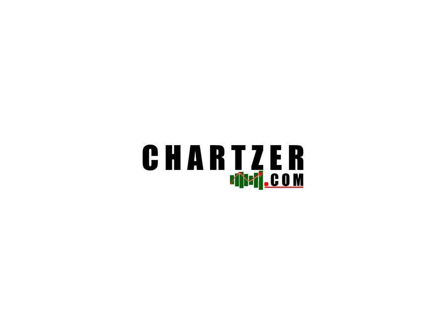 Kilpailutyö #                                        28                                      kilpailussa                                         logo for chartzer.com