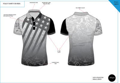 Image of                             Design 5 Polo Shirts