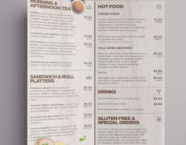 #26 for Design a brochure / redesign my catering menu by abuk007