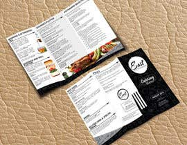 #5 for Design a brochure / redesign my catering menu by PurppleDesigns