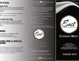 #2 for Design a brochure / redesign my catering menu by glorywafa18