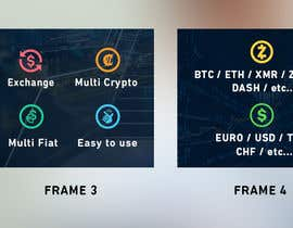 nº 56 pour Banner Design for Cryptocurrencie Exchange par ducdungbui