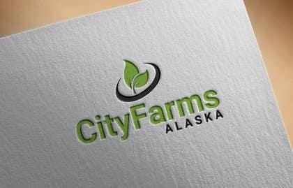 #329 for I need a logo for my business CityFarms Alaska by mamunrana119