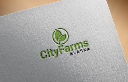 #330 for I need a logo for my business CityFarms Alaska by mamunrana119