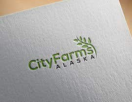 nº 276 pour I need a logo for my business CityFarms Alaska par creativefolders