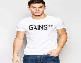 #8 , Gains Fashion (Gym wear for Men) 来自 aynulhaque330