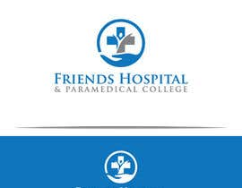 #127 for Design and Logo for Trust,Hospital & paramedical college by timeDesignz