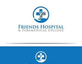 Nro 127 kilpailuun Design and Logo for Trust,Hospital & paramedical college käyttäjältä timeDesignz