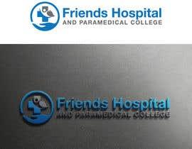 Nro 130 kilpailuun Design and Logo for Trust,Hospital & paramedical college käyttäjältä timeDesignz