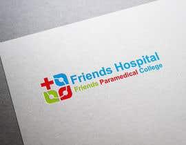 Nro 141 kilpailuun Design and Logo for Trust,Hospital & paramedical college käyttäjältä Mrsblackroses