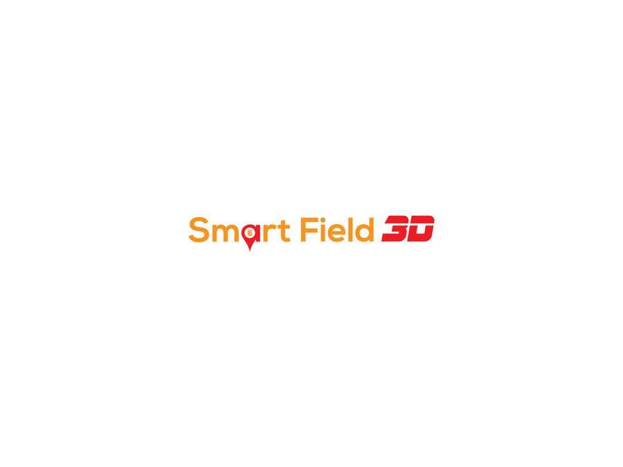 Proposition n°9 du concours Design a Logo - SmartField3D