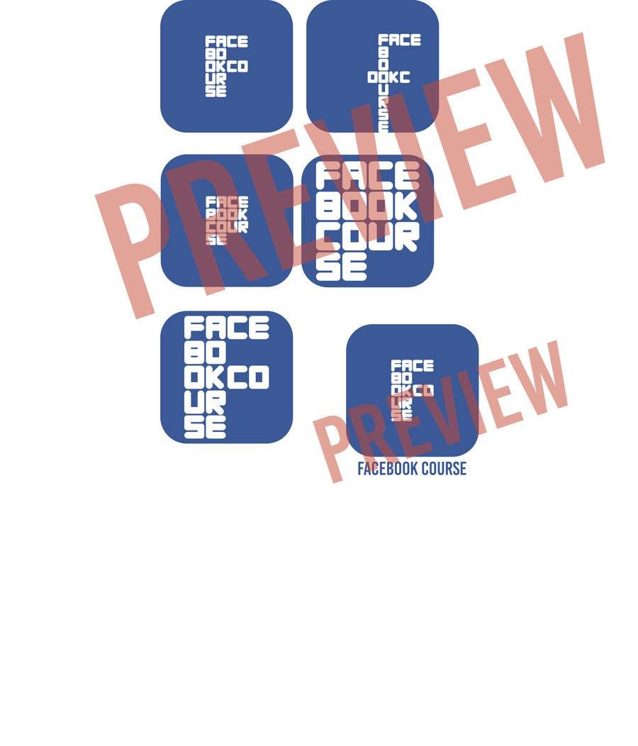 Proposition n°31 du concours Logo for Facebook Courses