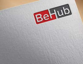 "#47 for Design a simple and sophisticated logo for ""BeHub"" by blackdiamond111"