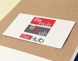 "#25 , Design a simple and sophisticated logo for ""BeHub"" 来自 dksagor010"