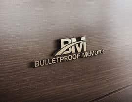 nº 125 pour Design a Logo - Bulletproof Memory par Logomaker007
