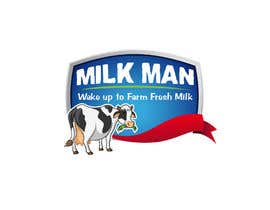 nº 38 pour Design a Logo for milk business par deltapira