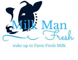 nº 50 pour Design a Logo for milk business par intanamira