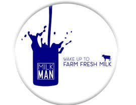 nº 23 pour Design a Logo for milk business par XavierSonu