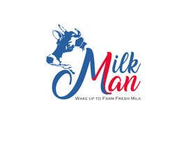 nº 24 pour Design a Logo for milk business par ani8511