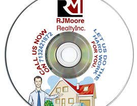 nº 9 pour Need a DVD cover for a Real Estate Company par gumenka