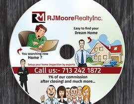 nº 4 pour Need a DVD cover for a Real Estate Company par satishchand75