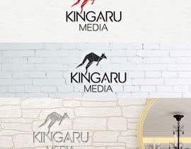 nº 62 pour Design a Logo  KINGARU MEDIA par satbaldev